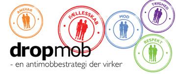 DropMob logo