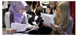 Piger læser rapport - Girls reading evaluation