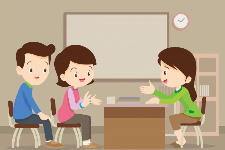 Det gode skole-hjem samarbejde