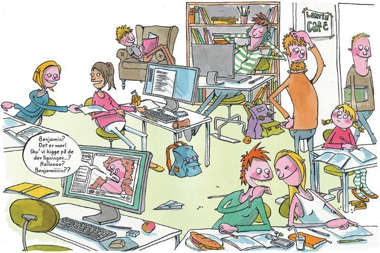 skole hjem samarbejde