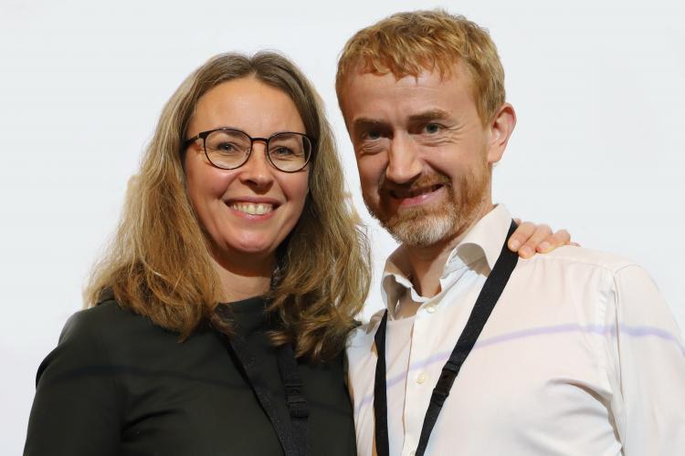 Skole og Forældres næstformand Cecilie Harrits og formand Rasmus Edelberg vil bruge pengene fra dit medlemskab til at styrke folkeskolen både nationalt og i din kommune.