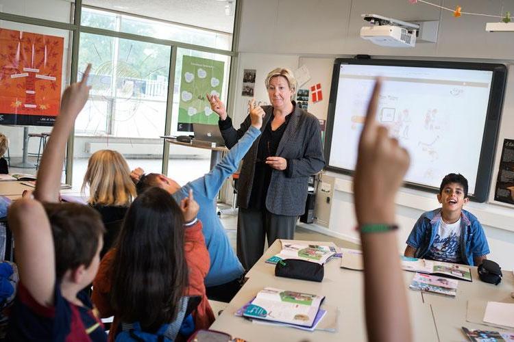 Politik for kvalitet i undervisningen