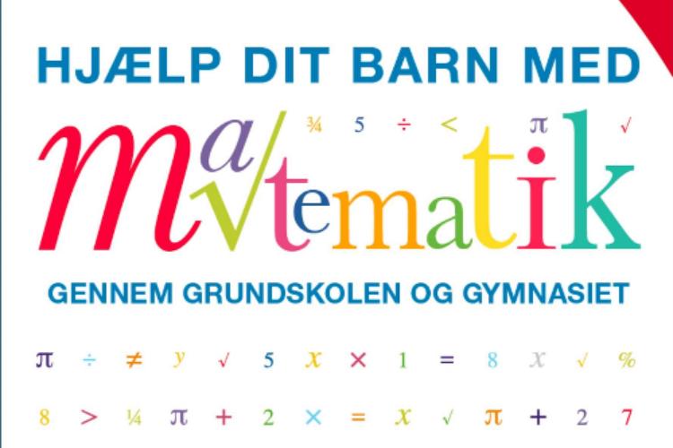 Hjælp dit barn med matematik