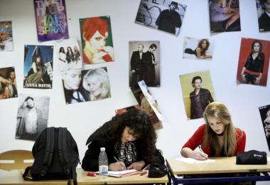 Arbejdet med folkeskolereformen i skolebestyrelsen