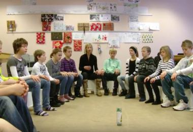 Mindfulness i klasseværelset